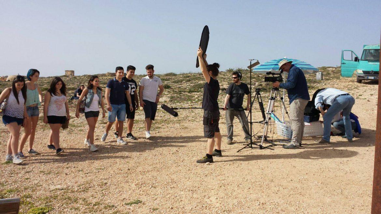 Ciak Junior, si gira a Lampedusa (per Canale 5)