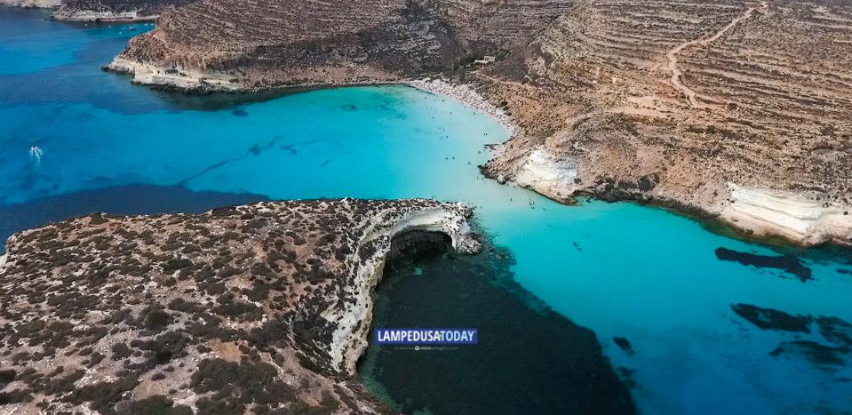 L'Isola dei Conigli è la spiaggia più bella d'Italia - Lampedusa Today Magazine