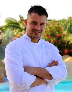 Chef Vincenzo Di Palma
