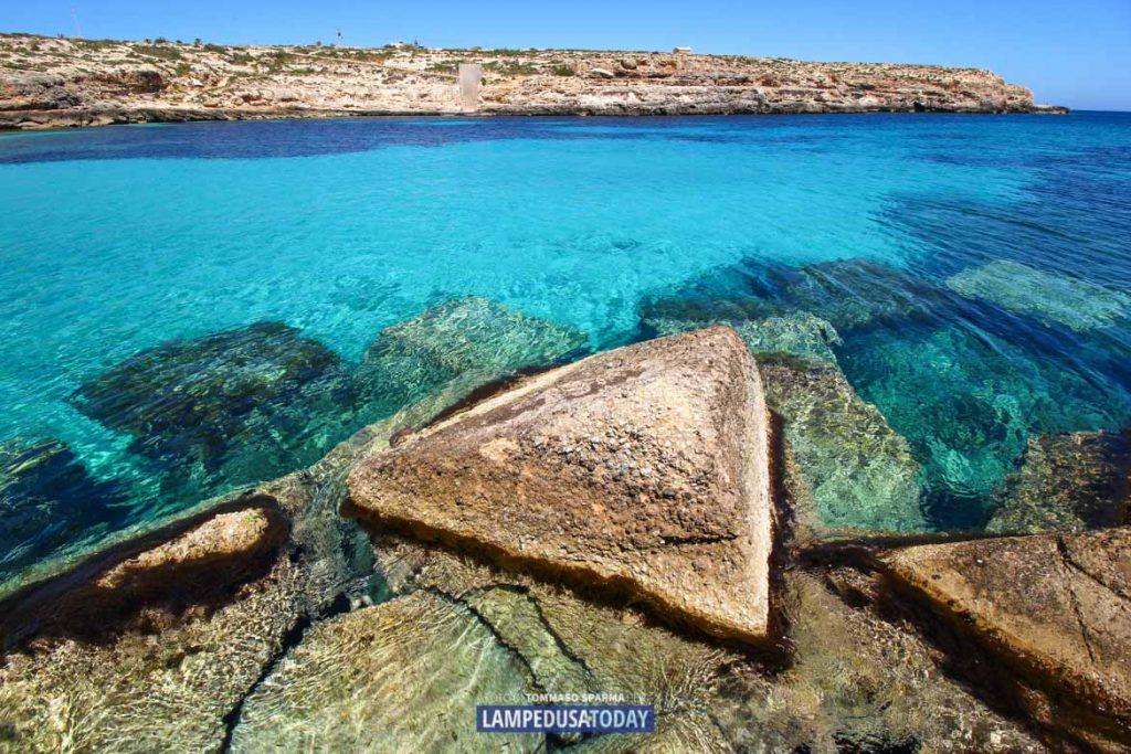 Cala Pisana - Foto di Tommaso Sparma per Lampedusa Today™