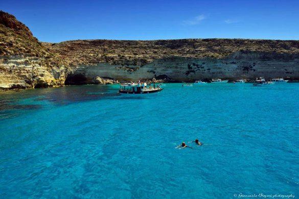 La tabaccara, giugno 2014 - Foto di Giancarlo Bogoni per Lampedusainfoto