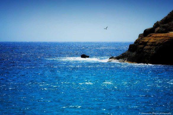 Il mare secondo Lampedusa - Foto di Giancarlo Bogoni per Lampedusainfoto