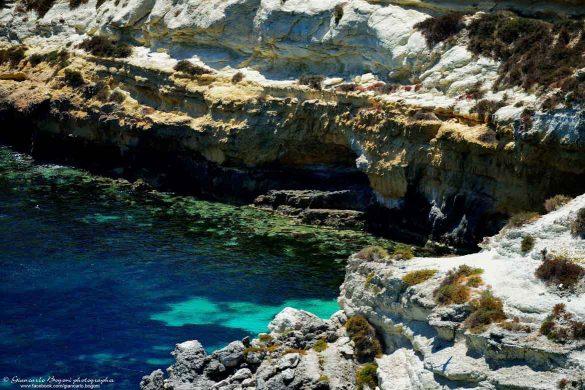 Lampedusa: sfumature di blu - Foto di Giancarlo Bogoni per Lampedusainfoto