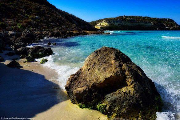 Lampedusa: Spiaggia e Isola dei Conigli - Foto di Giancarlo Bogoni per Lampedusainfoto