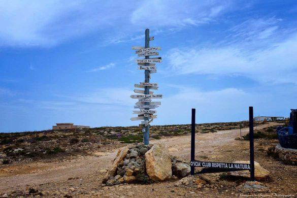 Lampedusa ombelico del mondo? - Foto di Giancarlo Bogoni per Lampedusainfoto