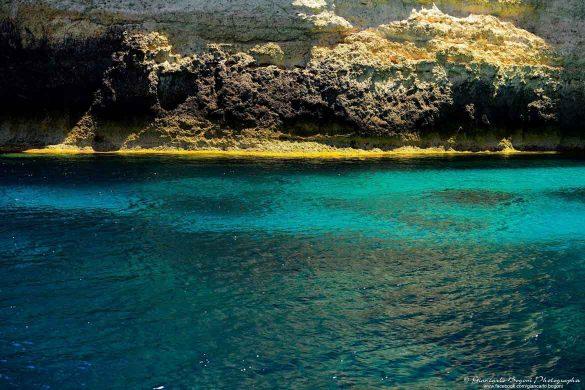 Lampedusa: di che colore è il mare? - Foto di Giancarlo Bogoni per Lampedusainfoto