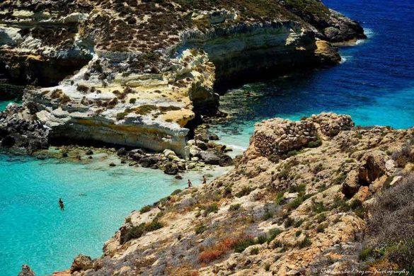 Lampedusa: L'Isola dei Conigli - Foto di Giancarlo Bogoni per Lampedusainfoto
