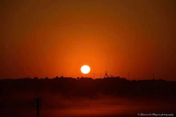 Sunrise a Lampedusa, 6 giugno 2014 - Foto di Giancarlo Bogoni per Lampedusainfoto
