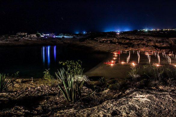 Notturna, 31 luglio 2014 - Foto di Marco Martire per Lampedusainfoto