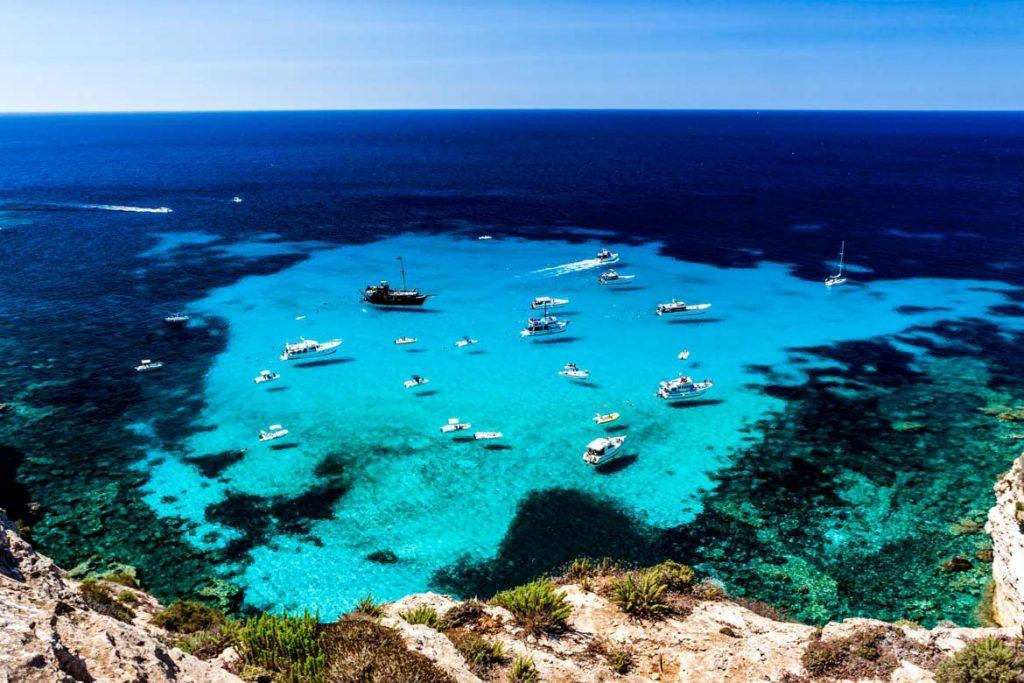 Tabaccara, 1 agosto 2014 - Foto di Marco Martire per Lampedusainfoto