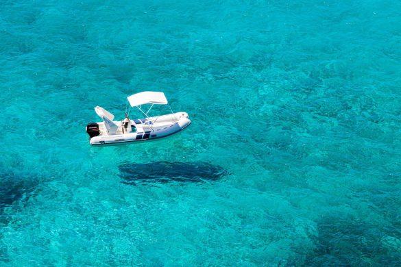 Gommone volante, 1 agosto 2014 - Foto di Marco Martire per Lampedusainfoto