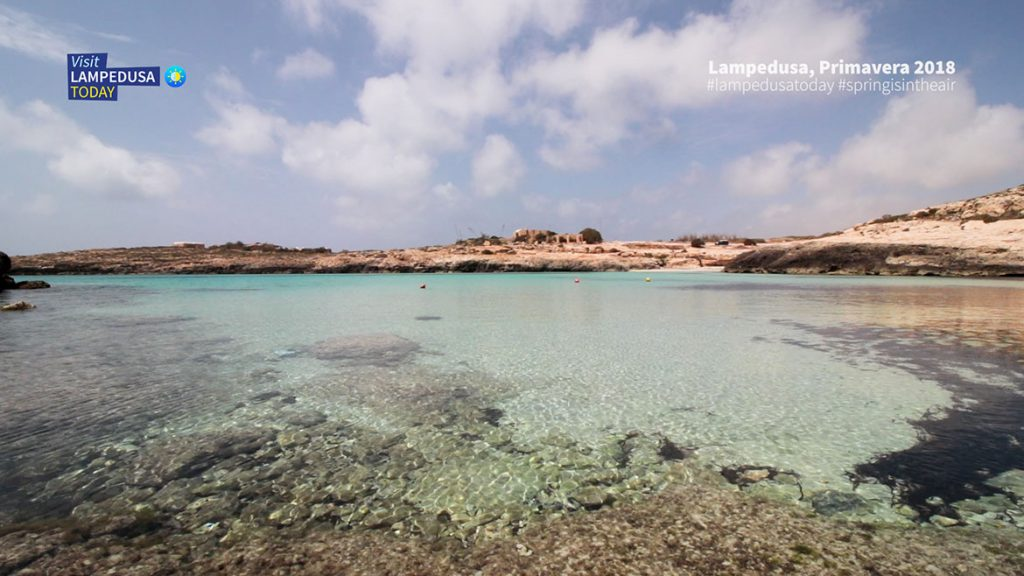 Video: Lampedusa Primavera 2018 a Cala Croce