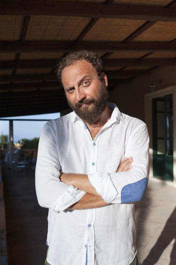 Luca Vullo - Direttore Artistico del Festival di Lampedusa